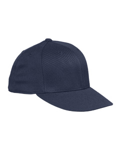 Dark Navy Premium Fitted Cap