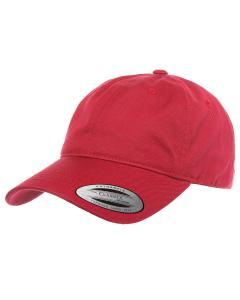 Cranberry Adult Low-Profile Cotton Twill Dad Cap