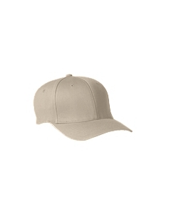Stone Adult Wooly 6-Panel Cap