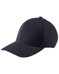 Dark Navy Adult Wooly 6-Panel Cap