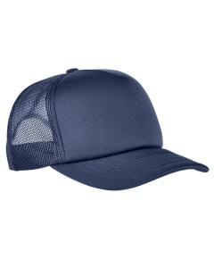 Navy Adult Classics™ Curved Visor Foam Trucker Cap