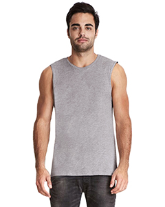 Heather Gray Men's Muscle Tank