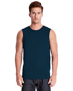 Midnight Navy Men's Muscle Tank