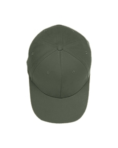 Pine Brushed 6-Panel Cap