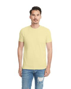 Natural Men's Premium Fitted Sueded Crew
