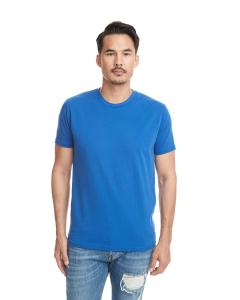 Royal Men's Premium Fitted Sueded Crew