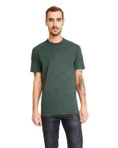 Hth Forest Green Men's Sueded Crew