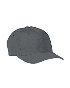 Grey Adult Wool Blend Cap