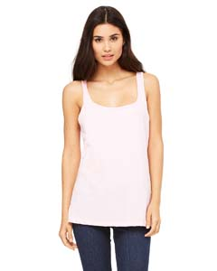 Pink Ladies' Relaxed Jersey Tank