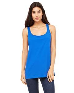 True Royal Ladies' Relaxed Jersey Tank