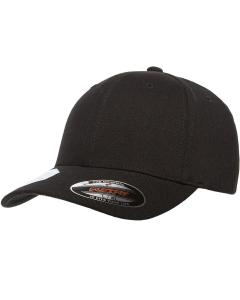 Black Adult Pro-Formance® Trim Poly Cap