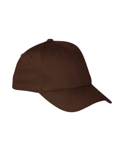 Brown Performance Bamboo Low-Profile Cap