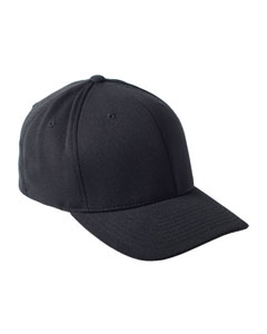 Black Adult Cool & Dry Sport Cap