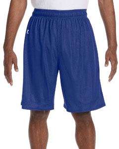 Royal Nylon Tricot Mesh Short