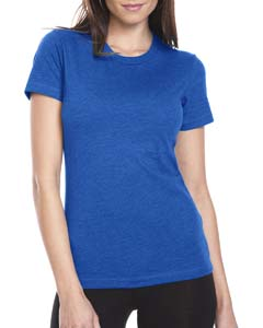 Royal Ladies' CVC Crew Tee