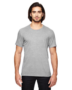 Heather Grey Adult Triblend T-Shirt
