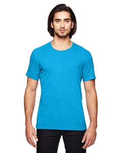Hth Carib Blue Adult Triblend T-Shirt