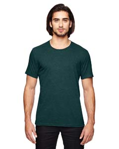Hth Dark Green Adult Triblend T-Shirt