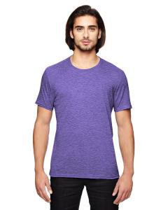 Heather Purple Adult Triblend T-Shirt