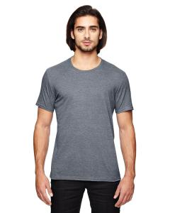 Heather Graphite Adult Triblend T-Shirt