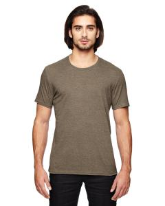 Heather Slate Adult Triblend T-Shirt