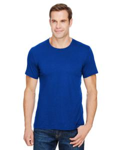 Atlantic Blue Adult Triblend T-Shirt