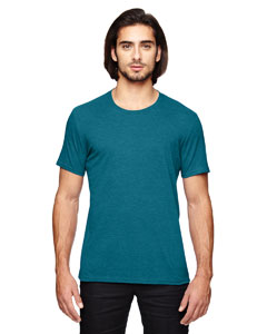 Hth Galap Blue Adult Triblend T-Shirt