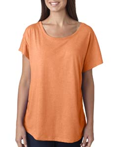 Vin Light Orang Ladies Triblend Dolman