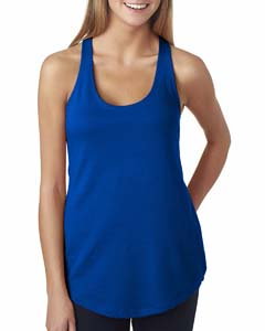 Royal Ladies' French Terry Racerback Tank