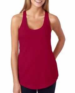 Cardinal Ladies' French Terry Racerback Tank