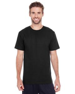 Black Men's Premium Jersey T-Shirt