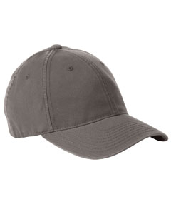 Loden Garment-Washed Twill Cap