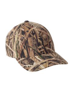Shadow Grass Mossy Oak® Break-Up Pattern Camouflage Cap