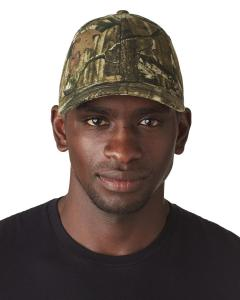Infinity Mossy Oak® Break-Up Pattern Camouflage Cap