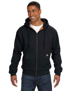 Black Men's Crossfire PowerFleeceTM Fleece Jacket