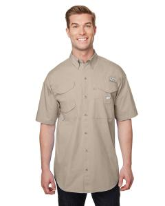 Fossil Men's Bonehead™ Short-Sleeve Shirt