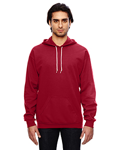 Independence Red Adult Pullover Hooded Fleece