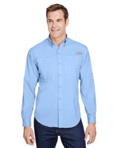 Sail Mens Tamiami II Long-Sleeve Shirt