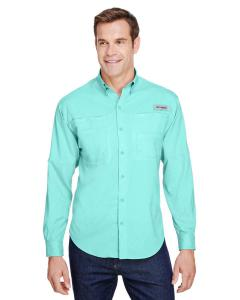 Gulf Stream Mens Tamiami II Long-Sleeve Shirt