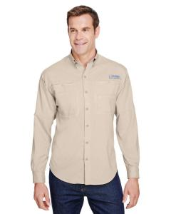 Fossil Mens Tamiami II Long-Sleeve Shirt