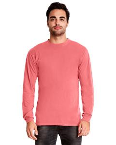 Guava Adult Inspired Dye Long-Sleeve Crew