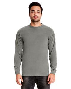 Lead Adult Inspired Dye Long-Sleeve Crew