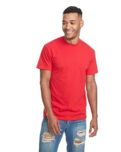 Red Adult Power Crew T-Shirt