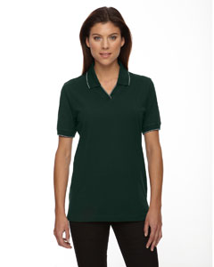 Forest Gren 630 Ladies' Cotton Jersey Polo