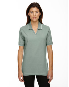 Slate 778 Ladies' Cotton Jersey Polo