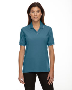 Newport Blu 779 Ladies' Cotton Jersey Polo