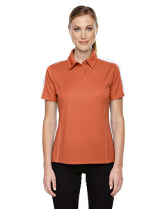 Hibiscus 606 Eperformance™ Ladies' Piqué Colorblock Polo