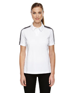 Blksilk 866 Eperformance™ Ladies' Piqué Colorblock Polo