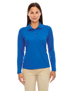 True Royal 438 Eperformance™ Ladies' Armour Snag Protection Long-Sleeve Polo