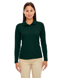 Forest Gren 630 Eperformance™ Ladies' Armour Snag Protection Long-Sleeve Polo